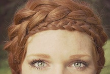 Locks I Love / Headpieces, hairstyles, etc. / by Shannon Grant