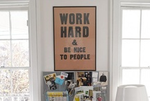 Office Space / Because business doesn't have to be boring. / by Shannon Grant