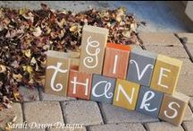 thanksgiving / by Connie Woods