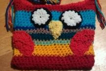 My crochet  / by Anita Allen
