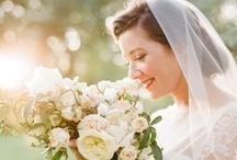 Wedding Veils / Short, birdcage, cathedral length wedding veils / by French Wedding Style - Wedding Blog