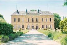 Wedding venues France / Chateau and wedding venues in France / by French Wedding Style - Wedding Blog