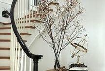 {Home} Staircases / by Lindsey Brogdon