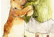 Rabbits / by Pam Clayton