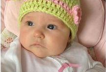 baby crochet items / by Sharla Horner