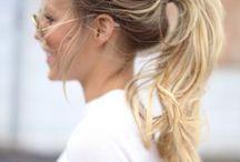 hair / by Danielle Spurge