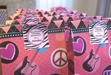 Birthday Party Ideas / by Jenn Colgan (Katie's Charms)