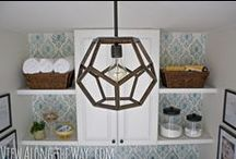 Lamps and Lighting / by McKenzie Guymon {Girl Loves Glam}