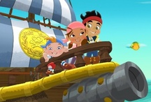 Jake and the Never Land Pirates / by Disney Junior