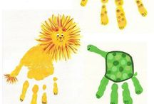 Preschool May - Amazing Animals and Insects / Preschool May Curriculum, Themes: Bugs & Insects, Critters, Animals, Mother's Day, Paul Klee, Leo Lionni / by Rebecca Rak