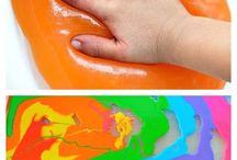Preschool Sensory / by Rebecca Rak