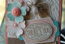 Creative Cards  / by Cindy Jenkins