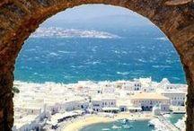 Greece / by Christina Chris