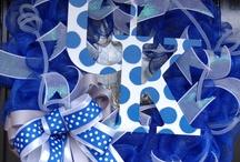 Go Big Blue  / by LeAnne Burns