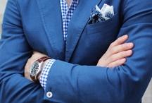Men's Style / by Lydia Chadwick