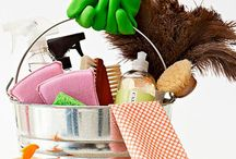 cleaning cheap / by Johni Nowicki