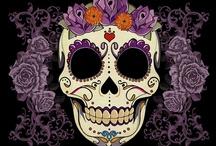 I ♥ (Sugar) Skulls / by Debb Y