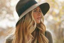 Hats / Hats / by Darlene Schacht (TimeWarpWife.com)