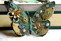 Steampunk/ Vintage Inspiration / by Michelle Haigh