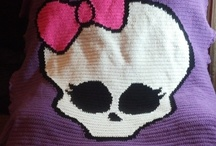 Crochet some Monster High for Paige and Piper / by Michelle Haigh