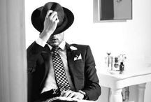 Men's Fashion / by Leslie Hartness