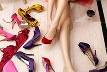 Shoe Closet / by JenniReffic InDubItAbLy