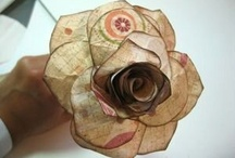 Flower Making..all kinds / by Sharon Bryant