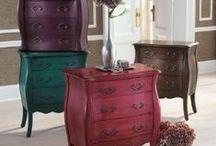 Design: Fun & Fine Furniture / by Heather Thatcher