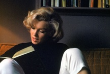 Miss Marilyn Monroe / Beautiful,talented woman. Gone too soon. / by Sharon Bryant