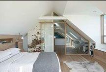 Bedrooms / by Michelle Kellner
