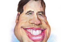 Caricatures / by Sharon Hopper