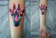 Tattoos / by Tobi Blocker