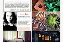 Project Life Pages / by Leanne Turnbull