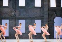 Ballet Love<3 / by Abigail Megginson