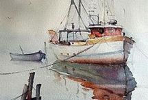 Art I Love Watercolor / by Patricia Boyd