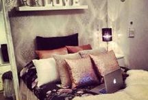 My room(: / Mostly teen bedroom and college dorm decor. Follow for some gorgeous bedroom pics! / by Abigail Megginson