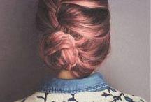 braids. / by Kenzie Wright