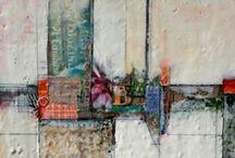 Art Tutorials for Encaustics / by Patricia Boyd