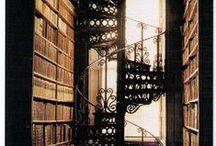 Library & Books / by Jennifer Scott
