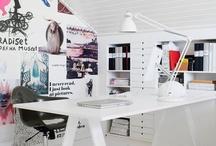 Workspace / by Linda Skaret