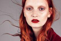 Beauty, hair and make-up / by Linda Skaret