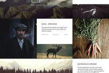 webdesign / by Linda Skaret