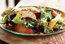 Recipes-Salads/Slaws / by Shawn Jordan