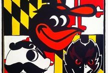 Baltimore Proud / by Barbara Marley Diotte