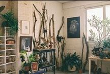 Interior, Space, Decoration / by Kate Flood