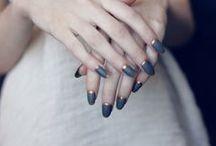 Nails / Manicures, pedicures, fake nails, nail varnish, nail art... / by Kate Flood