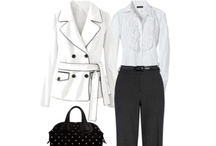 OUTFIT: possible outfit for work / by Naomi Aguilu