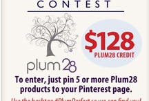 (Ended) Plum Perfect Contest / This contest has ended, but look around - there's another one that has started!
