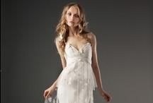Bridal Fashion Week Fall 2013 / Photos fresh off the bridal runways.  / by Weddingbells