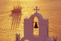Greece  ~ SO SO blue  / Santorini ,Lefkada ,Athens ,Crete and Cyclades.....and more / by Nancy Busch